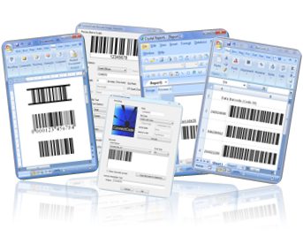 ConnectCode Barcode Software and Fonts full screenshot