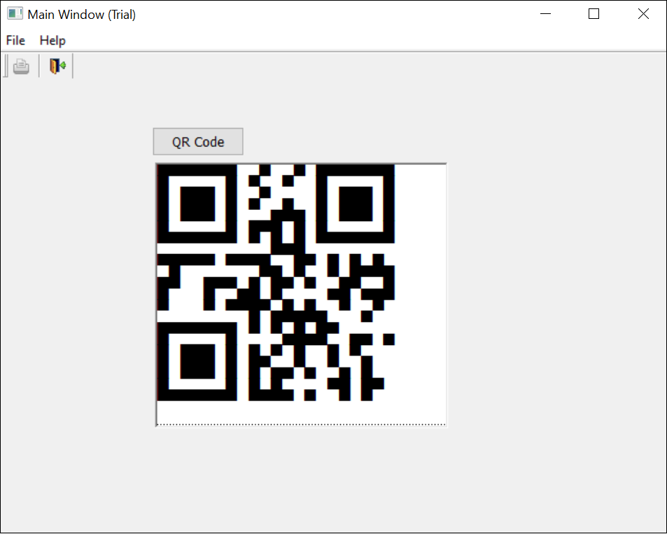 PowerBuilder QR Code and Fonts