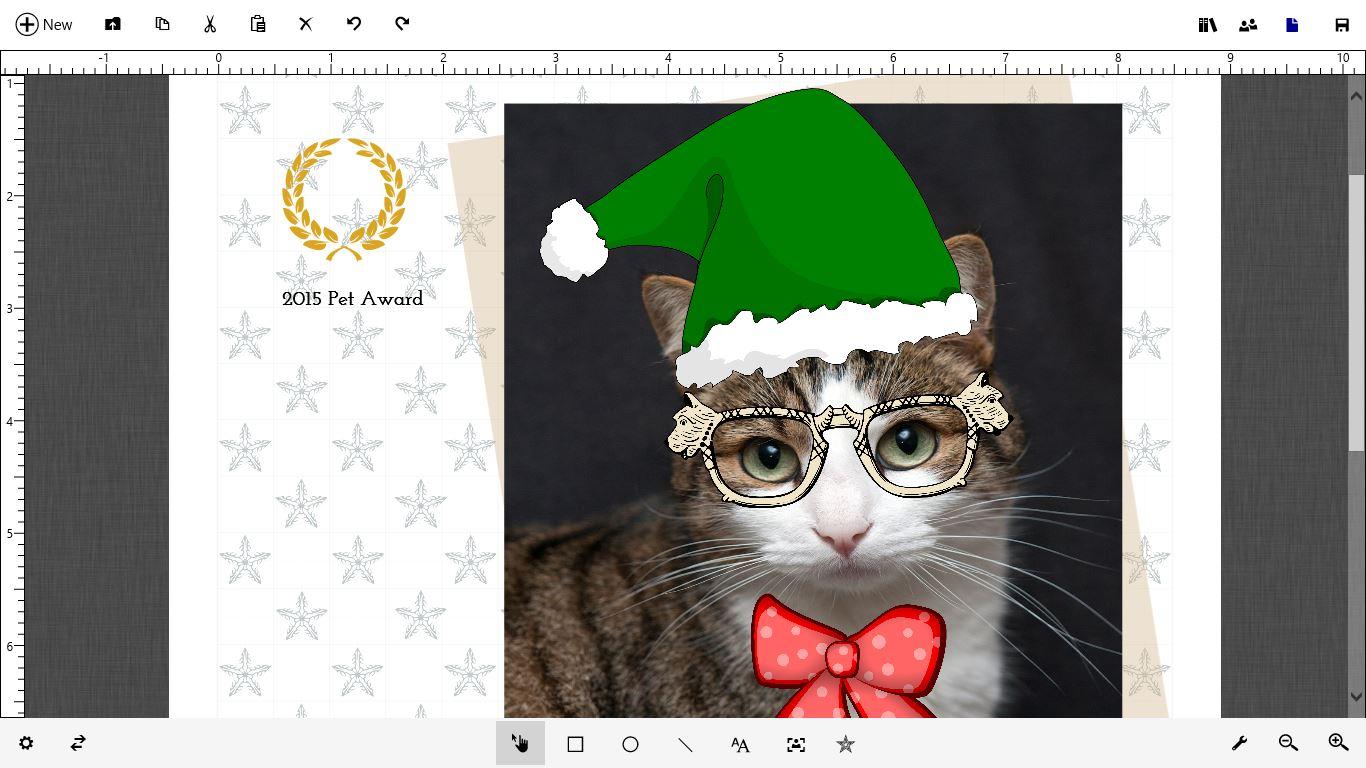Scrapbook Photo Collage Windows Store App